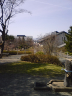 春休み最後の日