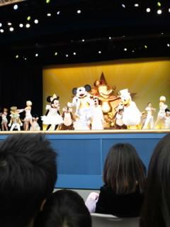 ステージショー