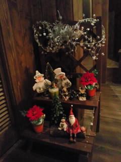 クリスマスオブジェ